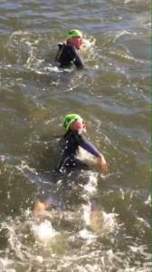 IM Kalmar swim